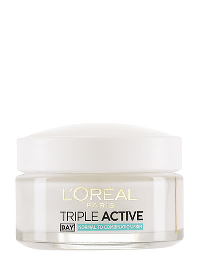TRIPLE ACTIVE DAY NORMAL,50 ML - CLEAR
