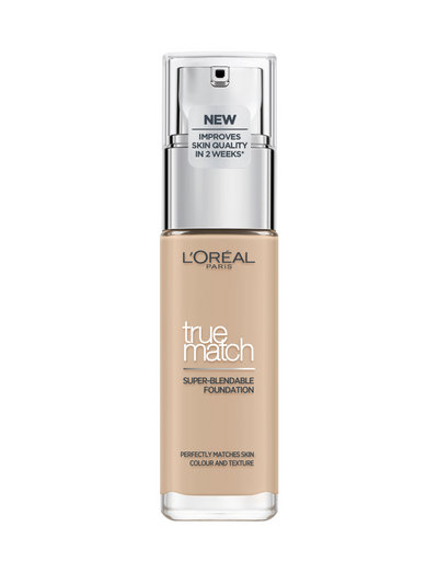 True Match Foundation - 2.C APRICOT IVORY