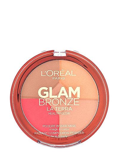 Glam Bronzer Healthy Glow - 02 MEDIUM SPERAN