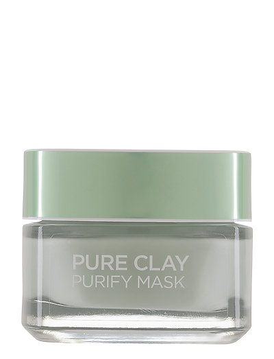 PURE CLAY PURIFY MASK - CLEAR