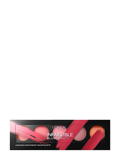 Infallible Blush Paint Palette - 02 AMBER