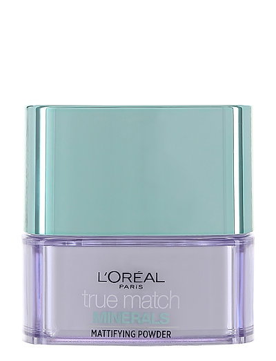 True Match Minerals loose powder - TRANSLUCENT POWDER
