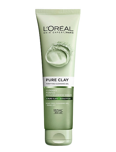 PURE CLAY PURIFY SCRUB - CLEAR