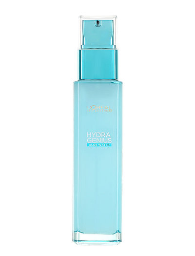 HYDRA GENIUS WATER-GEL CARE DRY-SENSITIVE, 70 ML - CLEAR