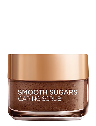 SUGAR SCRUB CACAO BUTTER - CLEAR