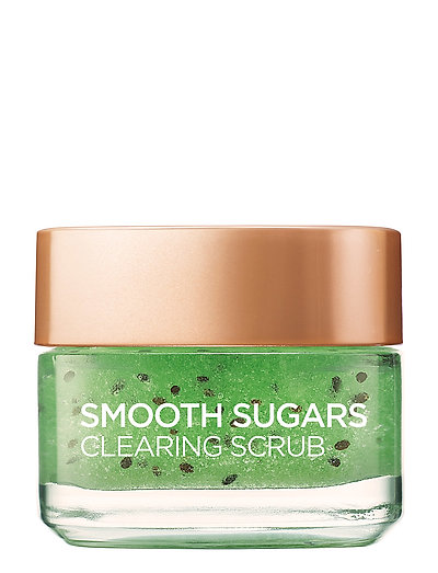 SUGAR SCRUB KIWI SEEDS - CLEAR