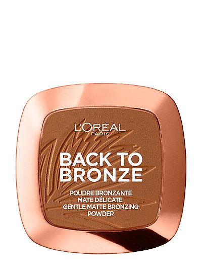 Woke Up Like This Back to Bronze Matte Bronzing Powder - 01 BRONZE MAT