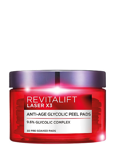 REVITALIFT LASER ACID PADS - CLEAR