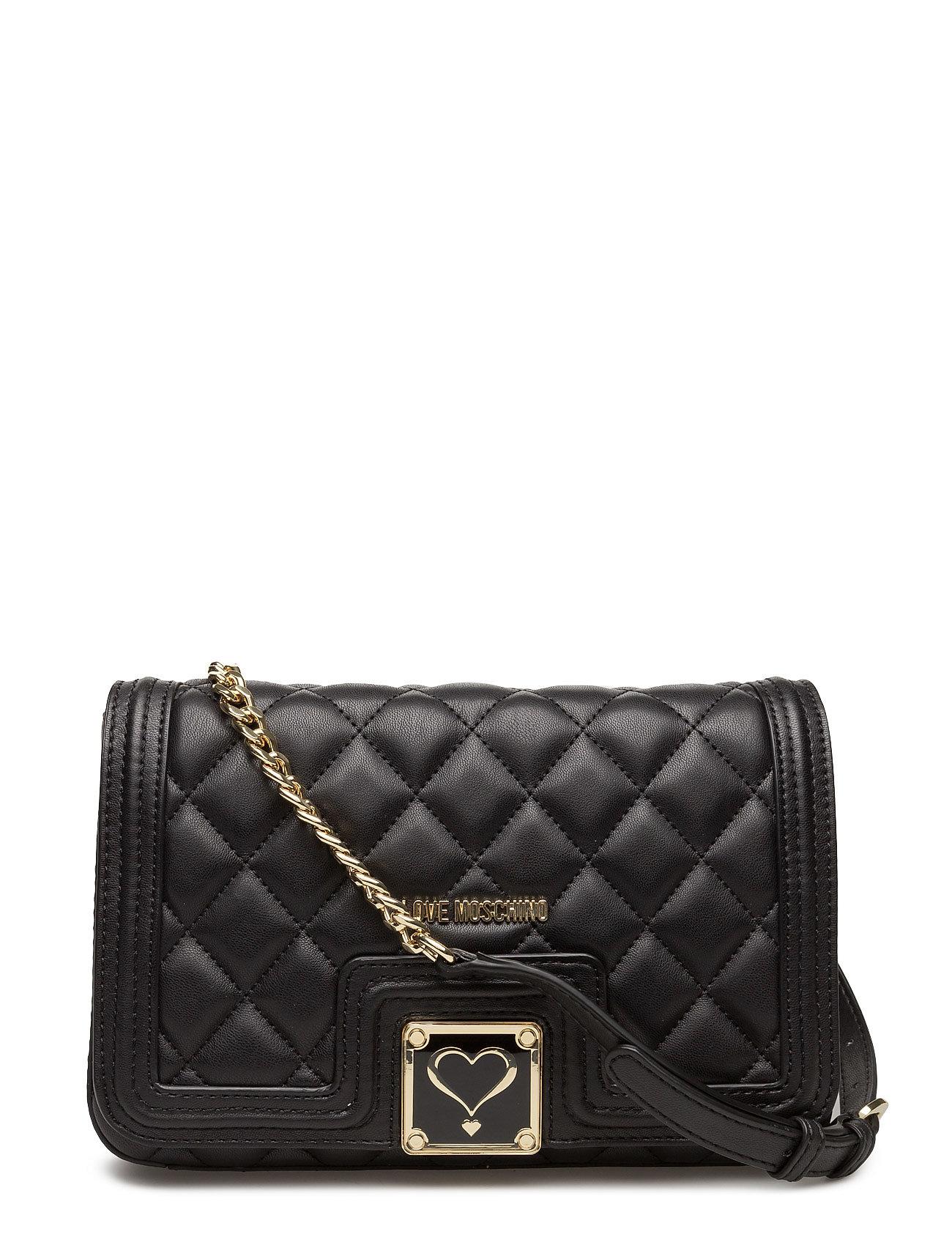 Love Moschino Bag Love Moschino Bags Skuldertasker til Kvinder i Sort