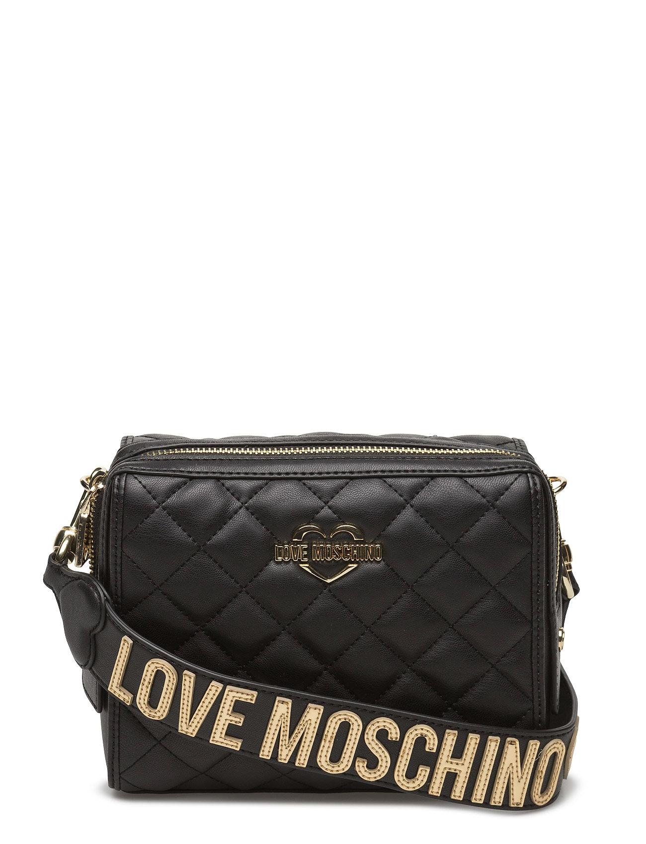 Love Moschino-Bag Love Moschino Bags Tasker til Kvinder i Sort