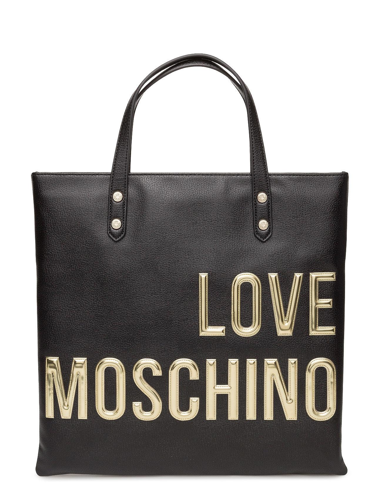 Love Moschino Bag Love Moschino Bags Skuldertasker til Damer i Sort