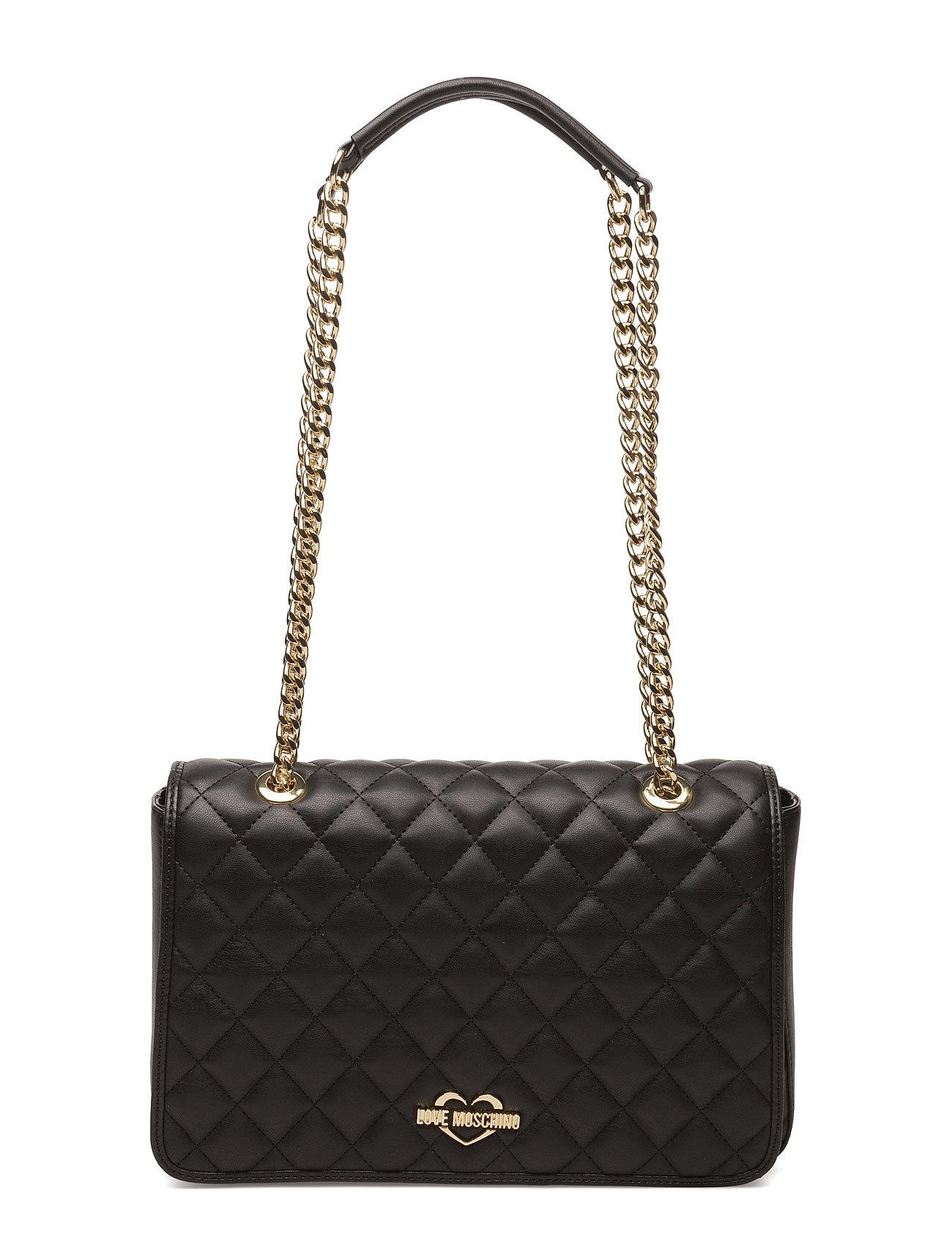 Love Moschino-Bag Love Moschino Bags Skuldertasker til Damer i Sort