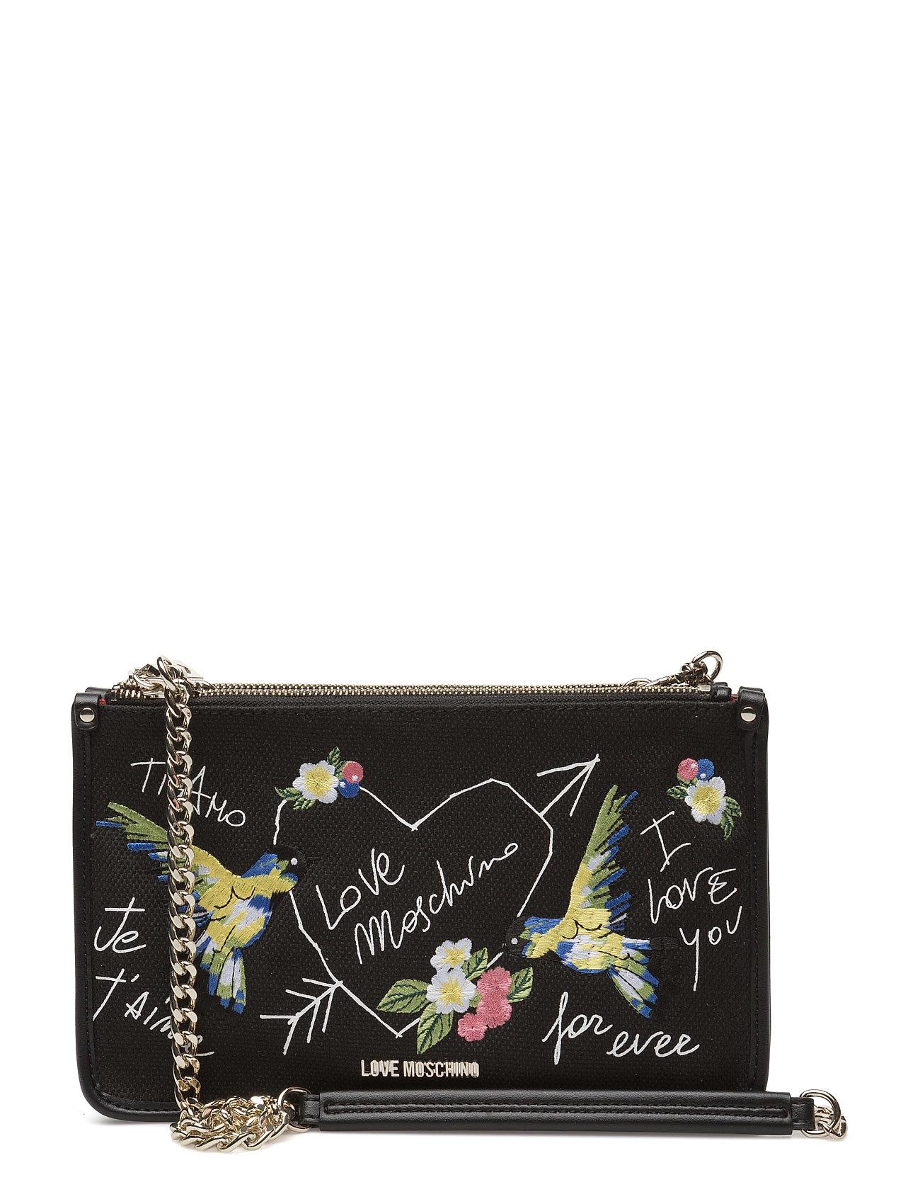 Love Moschino-Bag Love Moschino Bags Små tasker til Damer i Sort