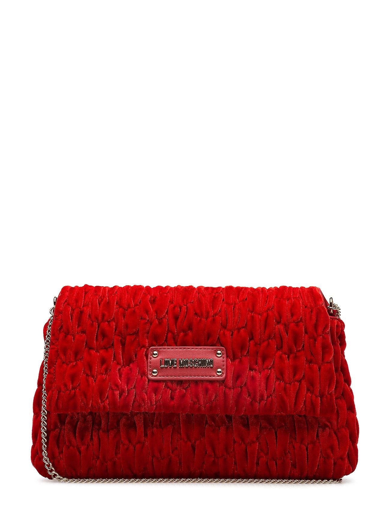 Love Moschino-Bag Love Moschino Bags Små tasker til Damer i Rød