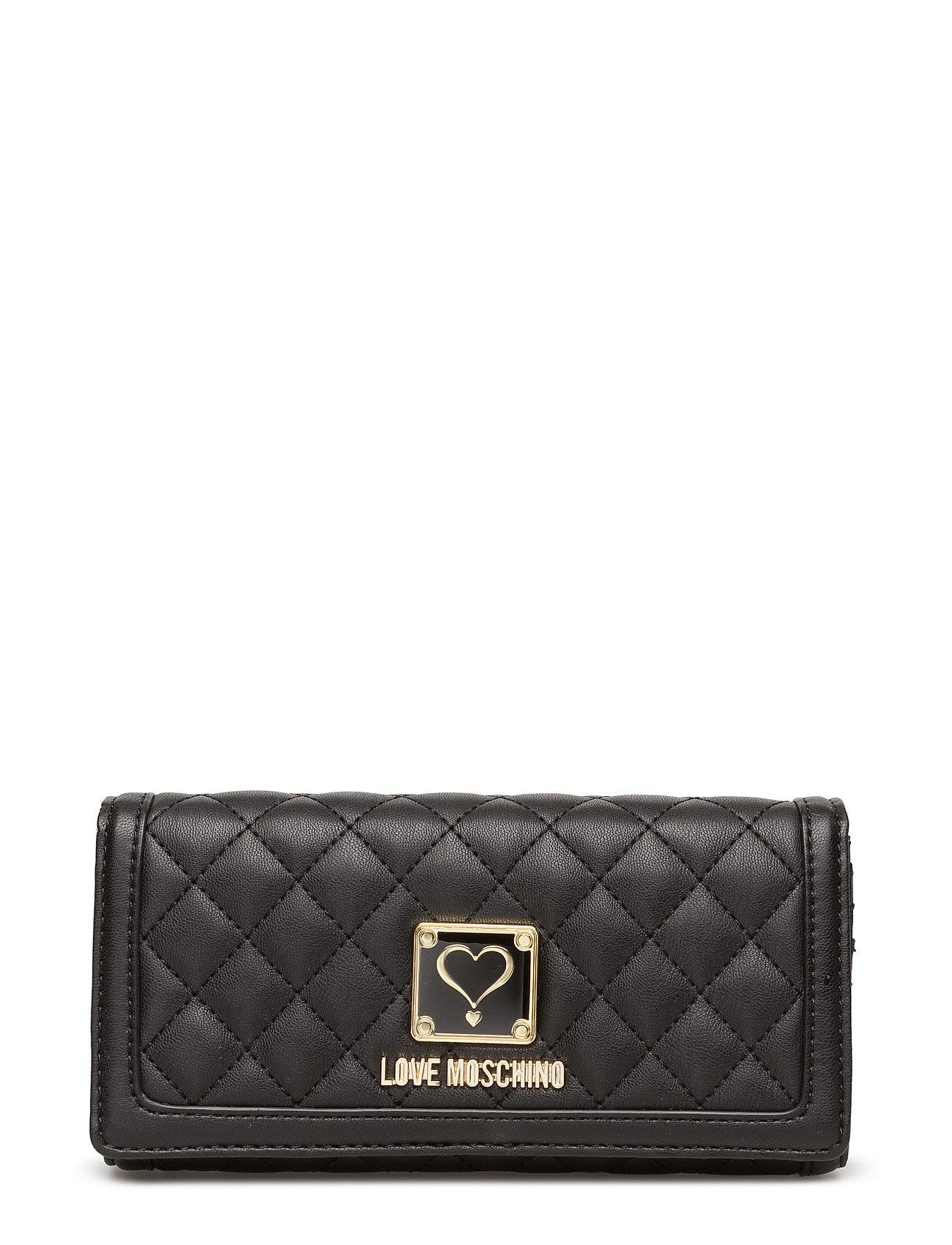 Love Moschino Wallet Love Moschino Bags Punge til Damer i Sort