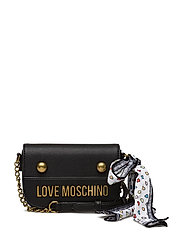 LOVE MOSCHINO-BAG - BLACK