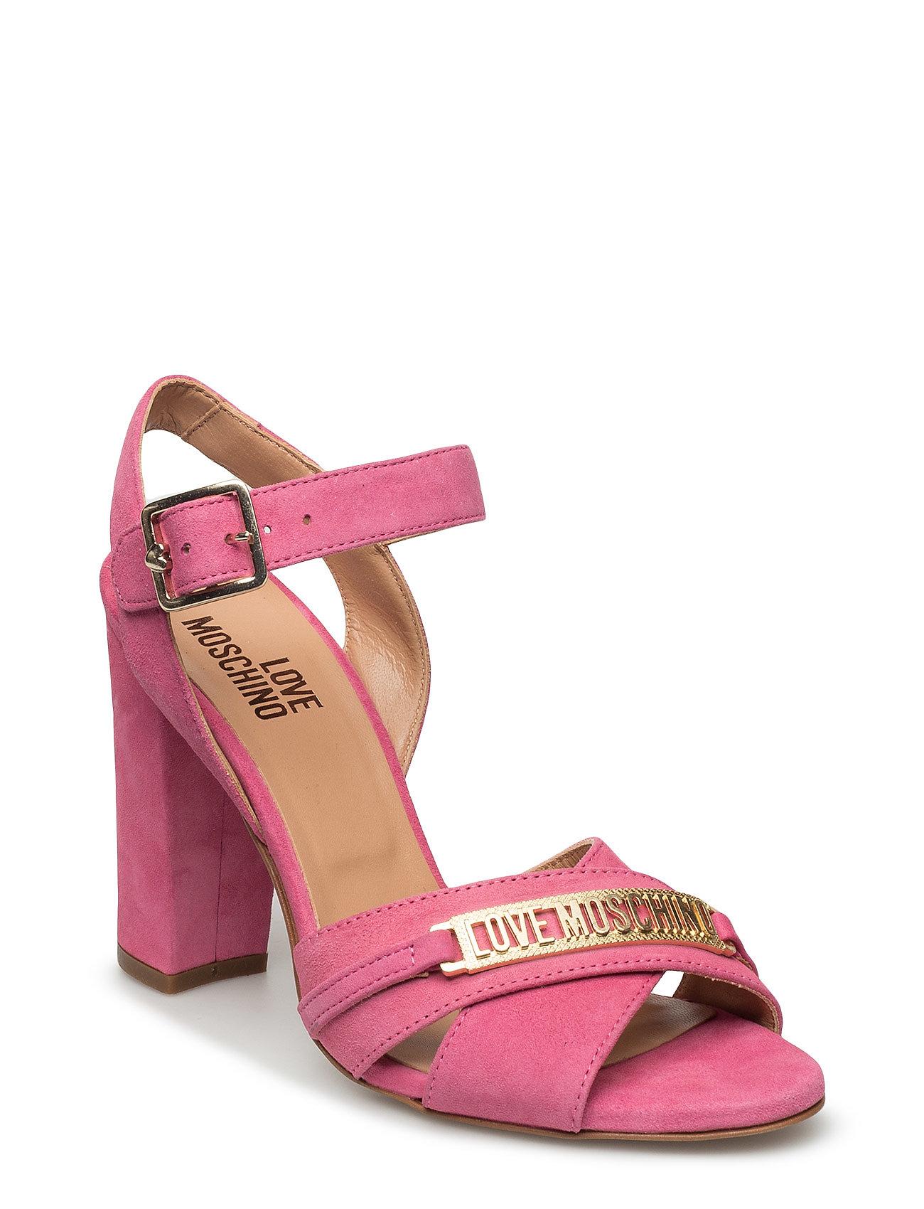 Love Moschino-Sandal Love Moschino Sko til Kvinder i