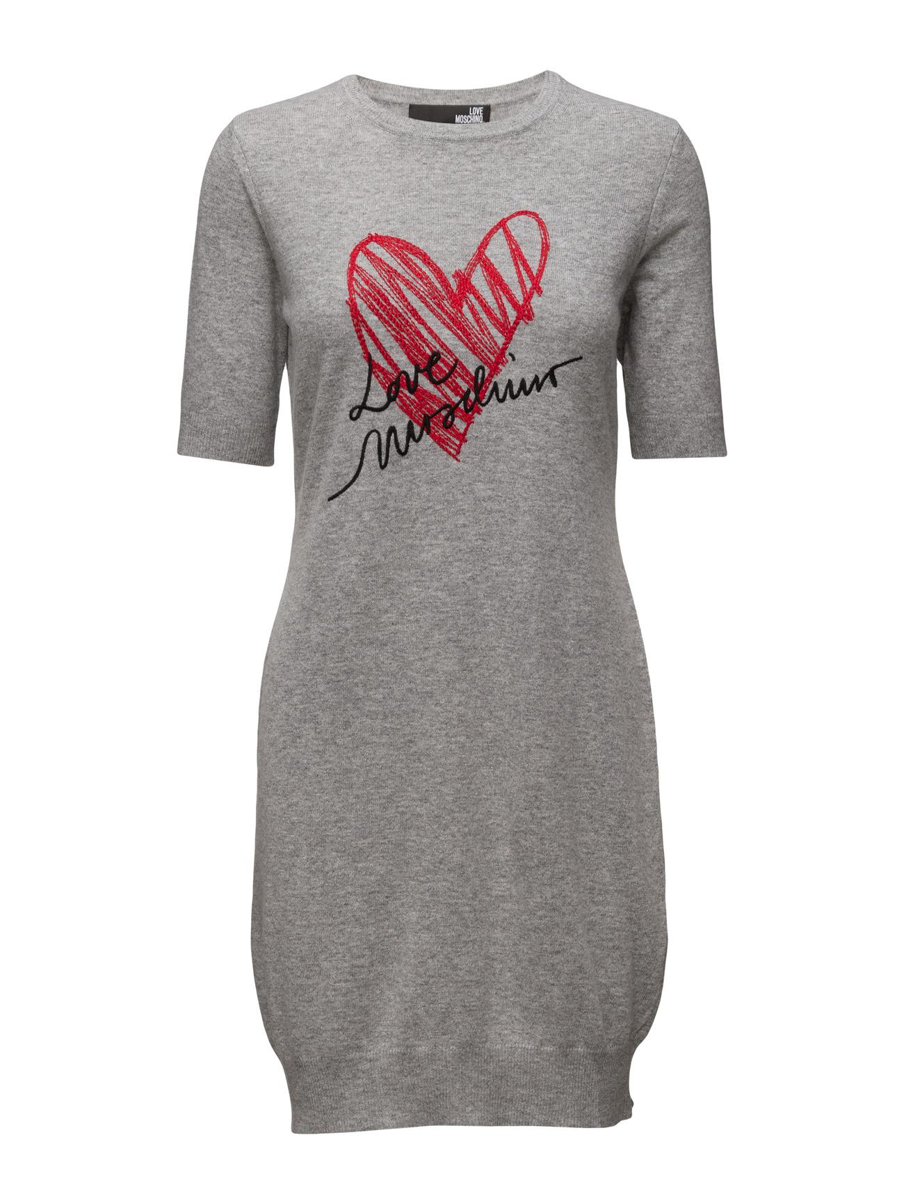 Love Moschino-Dress Love Moschino Kjoler til Kvinder i