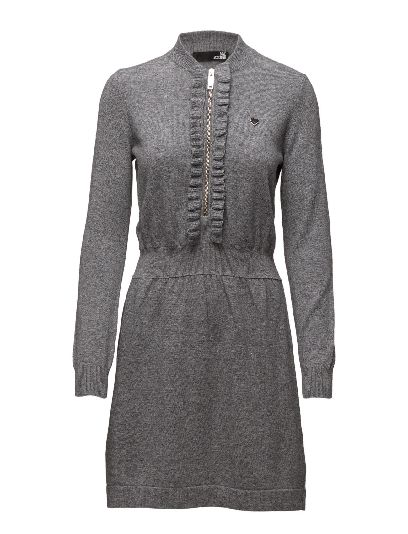 Love Moschino-Dress Love Moschino Korte kjoler til Damer i Grå