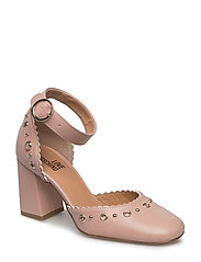 LOVE MOSCHINO-SHOE - PINK