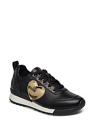 LOVE MOSCHINO-SNEAKERS - GOLD