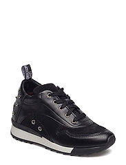 LOVE MOSCHINO-SNEAKERS - BLACK