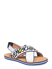 LOVE MOSCHINO-SANDAL - BLUE