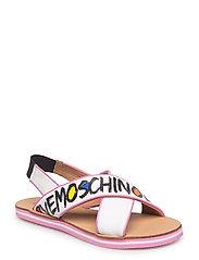 LOVE MOSCHINO-SANDAL - PINK