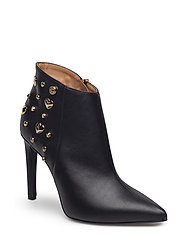 LOVE MOSCHINO-ANKLE BOOT - BLACK