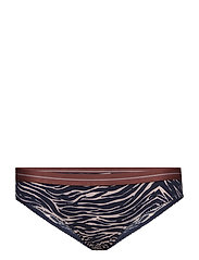 Firecracker Brief - 809-ZEBRA BURNISHED LILAC