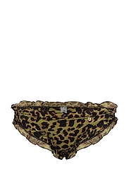 Lolita Brief - 794-LEOPARD AVOCADO BLACK