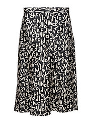 Smitty Skirt - BLACK