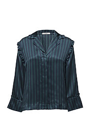 Sienna Shirt - DEEP TEAL