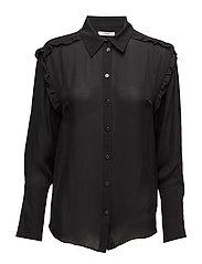 Susan Shirt - BLACK