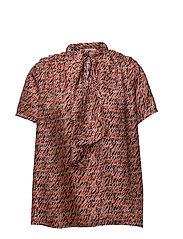 Phillo Shirt - DEEP SEA CORAL