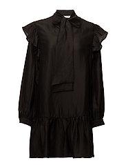 Birta Dress - BLACK