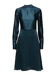Suniva Dress - DEEP TEAL