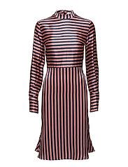 Suniva Dress - MAUVEGLOW