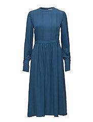 Vanessa Dress - DARK BLUE