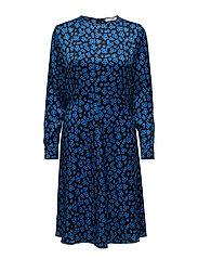 Gaia Dress - FRENCH BLUE