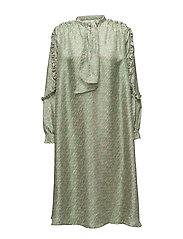 Ira Dress - CORAL BLUSH