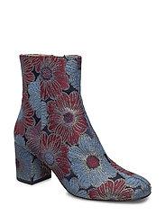 Miranda Boot - DARK BLUE