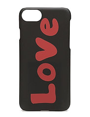 IPhone Cover 7 - RACING RED
