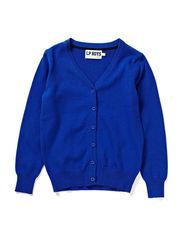 LPB NY CARDIGAN - Royal Blue