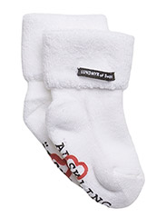 Sock, Älskling - white