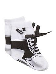 Sock, Baseball - black