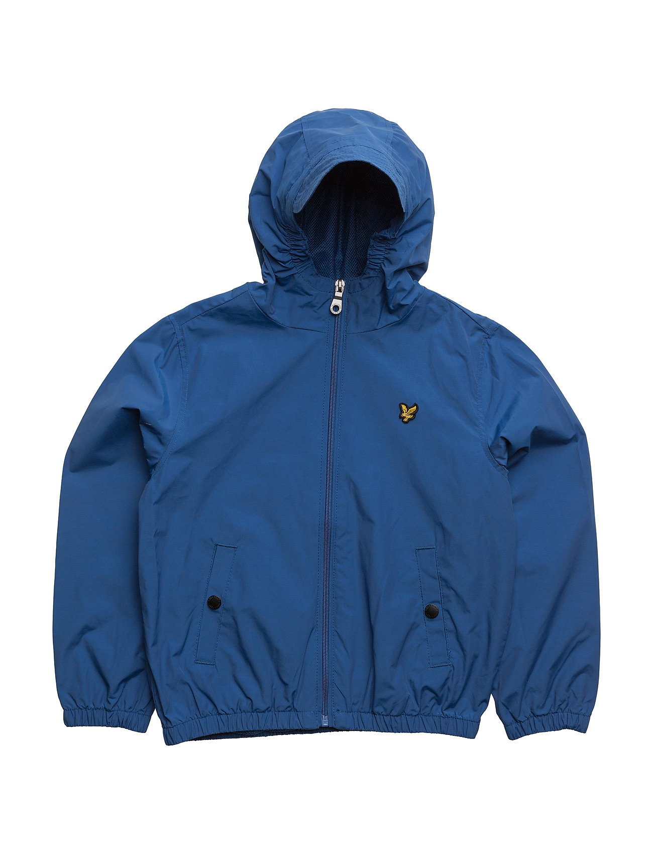 Lyle & Scott Windcheater Zip Through Hoodie Jacket Lyle & Scott Junior Jakker & Frakker til Børn i