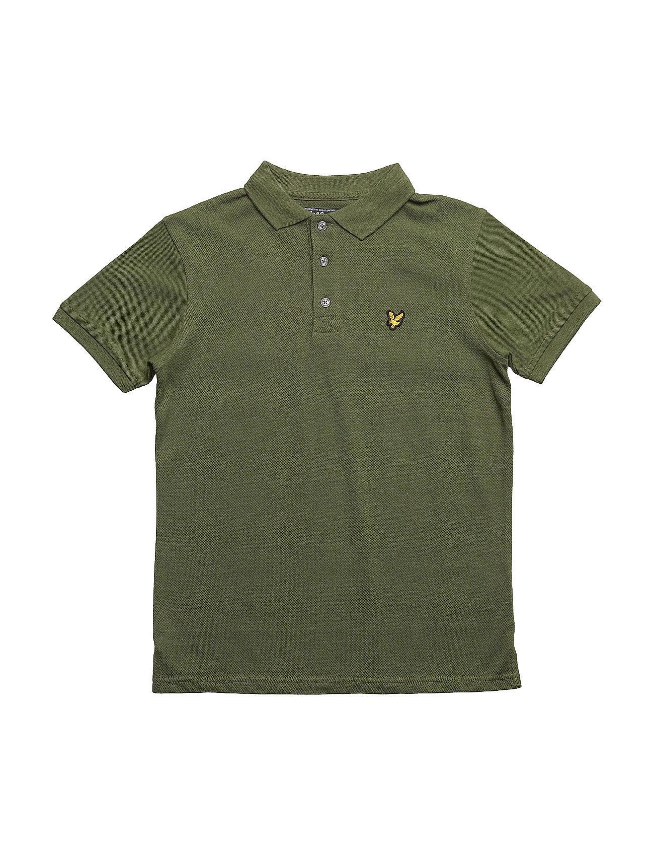 Lyle & Scott Classic Polo Lyle & Scott Junior Kortærmede t-shirts til Børn i