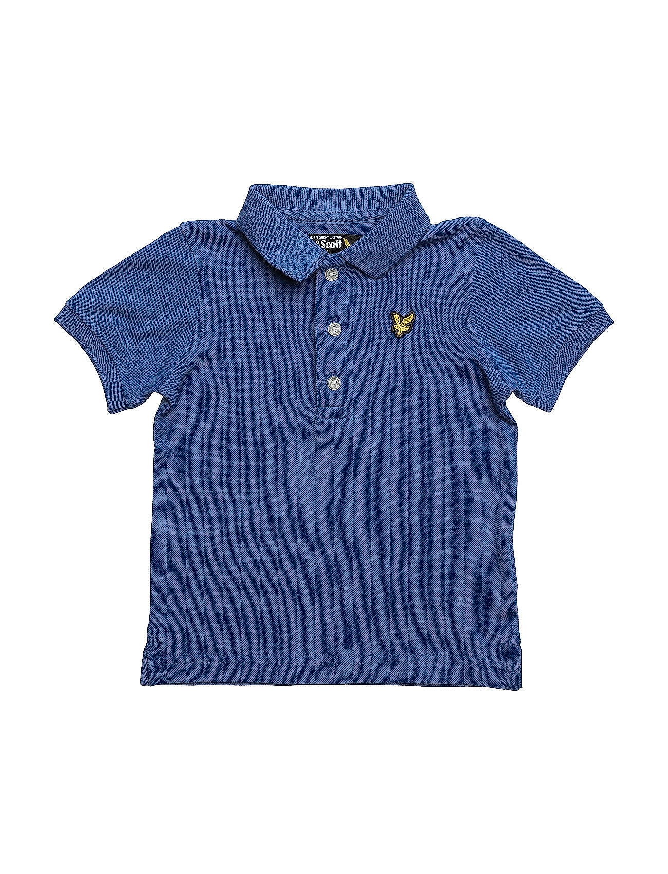 Lyle & Scott Classic Polo Lyle & Scott Junior Kortærmede t-shirts til Børn i