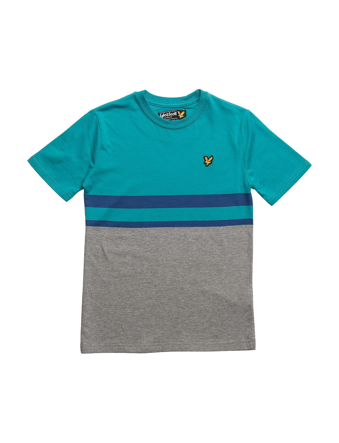 Lyle & Scott Block Stripe T-Shirt thumbnail
